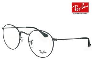 レイバン 眼鏡 rx3447v 2503 50mm メガネ Ray-Ban ラウンド 型 丸メガネ フレーム Round Metal メンズ レディース RX 3447 V rb3447v