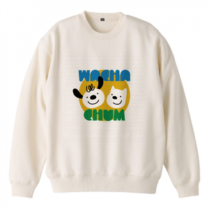 wachachum Icon Sweat Natural