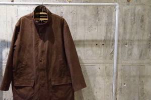 Fake suede field jkt(USED)