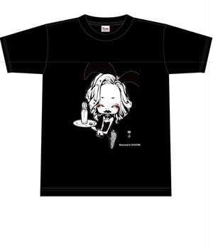 琴子バニーTシャツ