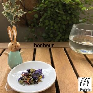 bonheur - ボヌール - / ブレンドハーブティー ギフト / リーフ小10g