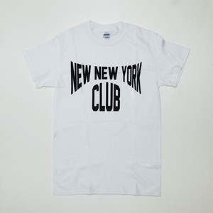 NEW NEW YORK CLUB / John Lennon T-Shirt  WHITE