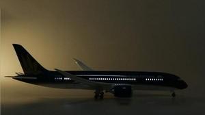 ベトナム 航空 飛行機 モデル LED 照明 USB 充電 ライト 点灯