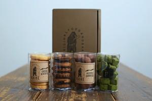 4種焼き菓子ギフト