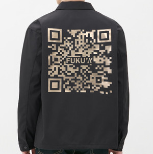 QRcode BIG COACH JACKET