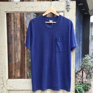 1980s BVD Pocket T-Shirt / 80年代 古着 ポケ Tee / ポケット Tシャツ Made in USA