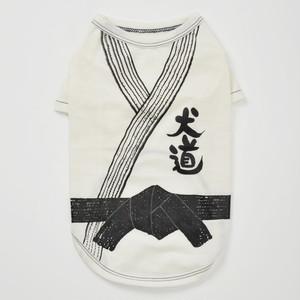 犬道着 / 白色(2700)