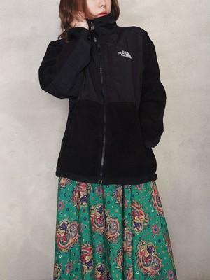 """ THE NORTH FACE "" vintage fleece jacket"