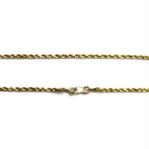 "14K 3mm 20"" Rope Chain(20インチ)"