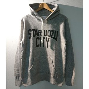 "STAR UOZU ""CITY"" vintage type パーカー"