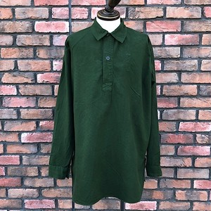 1970s Swedish Army Surplus Pullover Shirt M55 / 43