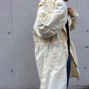 DIARIUM /ナイロンスリット入りパーカー