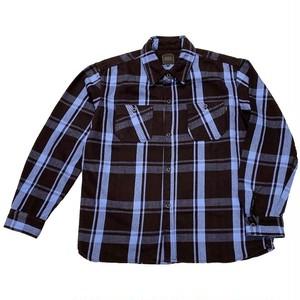 RATS(ラッツ) / BLUE CHECK SHIRT(19'RS-0905)(チェックシャツ)