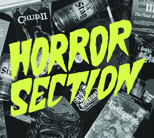 horror section / collection I cd