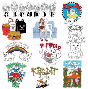 RIPNDIP - Fall 19 Sticker Pack