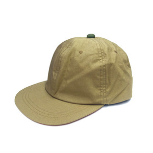 mas. - AMPHIBIOUS 6PANEL (Beige / Olive / Orange)