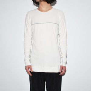 Motion Cut L/S〈White〉