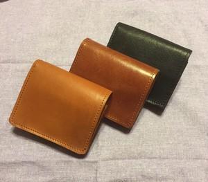 本革  こだわりのお財布
