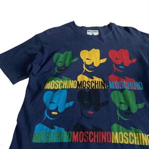 Moschino ポップアート Tシャツ