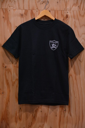 HardLuck HARD SIX TEE BLACK