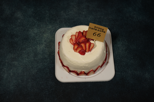 【17cm】バースデーケーキ