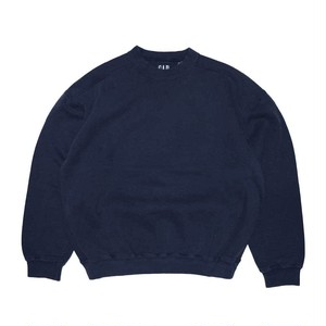 """""""Gap"""" 80% Cotton × 20% polyester  Crew Neck Sweat (Made in USA)"""