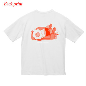 """BANBU×THE CARTEL  """"I'm not moving as a flower."""" S/S TEE"""