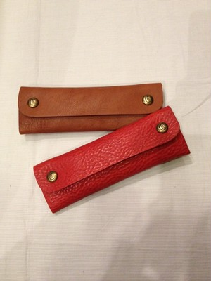 FLAP PEN CASE(CLEDRAN)