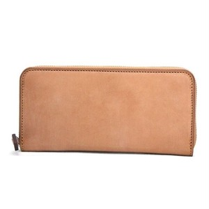 FIVE WOODS 「BASICS」 RF LONG WALLET <BEIGE>