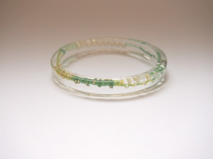 circle bangle {good luck bracelet} [C-004]