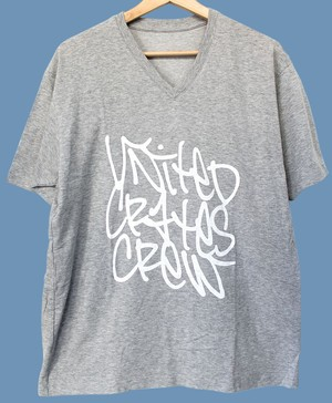 United Crates Crew/Tshirts grey