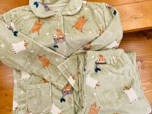 パジャマ上下セット モモンガ