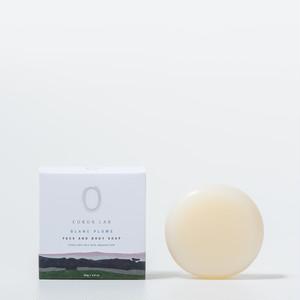 【BLANC PLUME】 FACE & BODY SOAP 80g