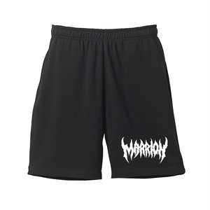 Death Marrion Logo Short Pants (Black×White)