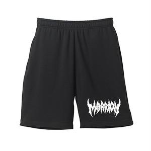 Death Marrion Logo Short Pants (Black×White)