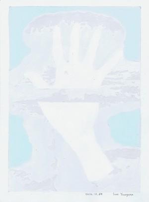 柳川たみ『出現161124#1』