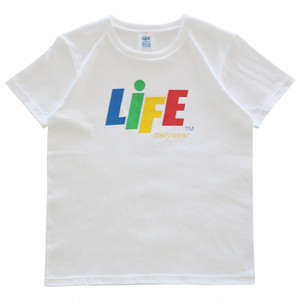 LADY'S CANDY LOGO Tee TYPE-1 / LIFEdsgn