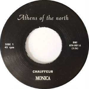 Monica ‎– Chauffeur / Hold On, I'm Coming