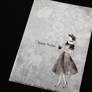 【第一話 白雪姫】 クリアファイル(A4サイズ)
