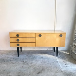70's Vintage Retro Modern  Sideboard オランダ