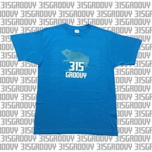 ビンテージフロッグTシャツ ターコイズターコイズ