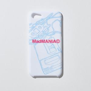 SDAT iPhone Case (白)
