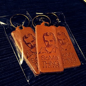Mr. Smith Keychain