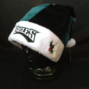 NFL フィラデルフィア イーグルス PHILADELPHIA EAGLES SANTA HAT XMAS サンタハット ニットキャップ  1264