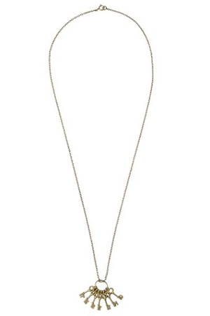 "NACKLACE""T'ESTIMO"" (Brass)"