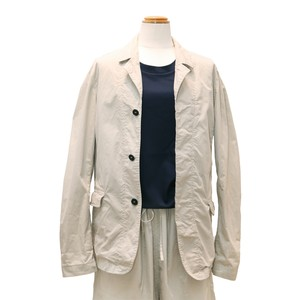 HTS/エイチティーエス/COTTON LINEN JACKET【NHT2012 】