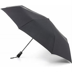 フルトン FULTON ワンタッチ折りたたみ傘 雨傘 G323 BLACK OPEN & CLOSE JUMBO ブラック