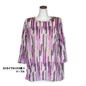 婦人 7分袖Tシャツ ③