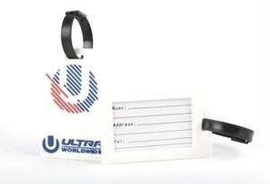 ULTRA ラゲッジネームタグ TYPE-1(ホワイト)