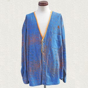 RE1014: DENIM FK SHIRT